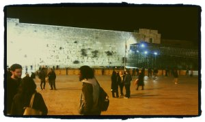 Jerusalem, Westmauer (aka Klagemauer)