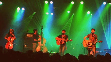 The Avett Brothers, Berlin, 17. August 2011