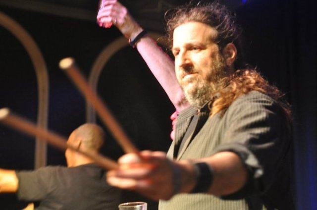 Aaron Comess of Spin Doctors