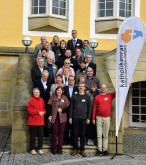 Der Katholikenrat im Bistum Dresden-Meißen, Herbstvollversammlung 2017, Bischof-Benno-Haus, Schmochtitz, 2017.
